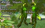 Raptor - R.G.Emerald