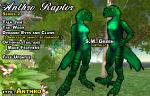 Raptor - S.M.Green