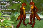 Raptor - S.M.Red
